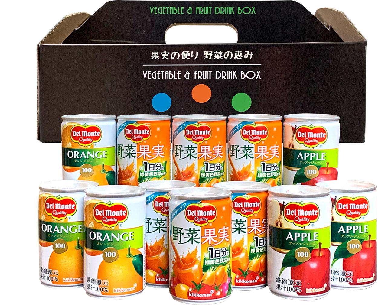 野菜と果実 ドリンクボックス(特価中)